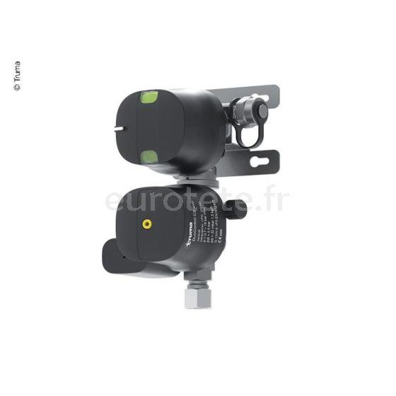 Regulador Truma vertical Duo Control Cs Truma vertical 30 mbar para autocaravana 1