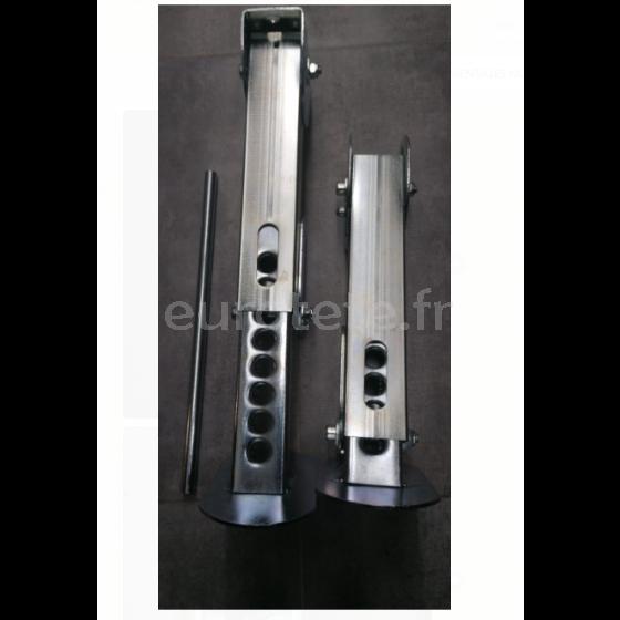 Patas elevadoras de 26 / 36 cm para autocaravana y caravana 1