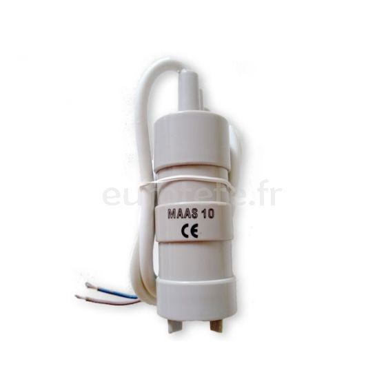 Bomba agua 10 litros sumergible Maas 10 litros de 12 voltios autocaravana camper 1
