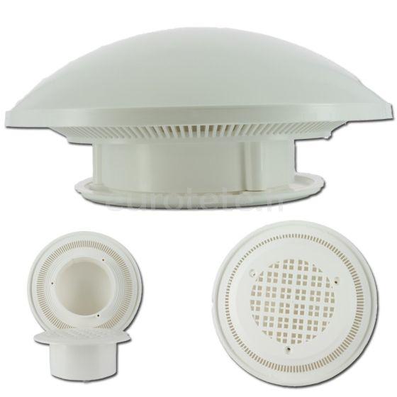Aireador circular techo, ventilacion champignon para caravanas 2