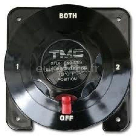 Desconectador bateria selectador conmutador con interruptor giratorio 1