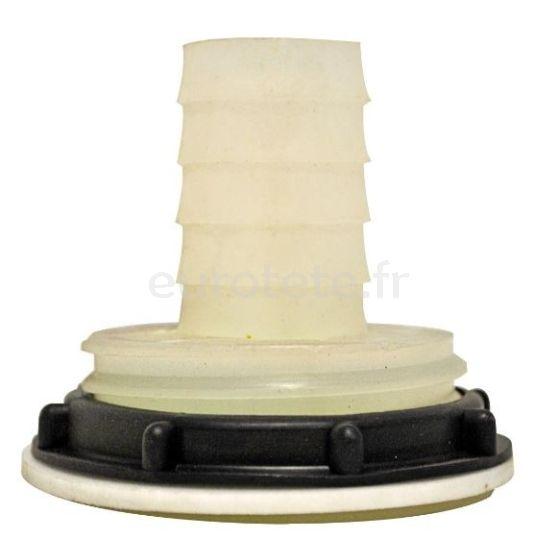 Racor 40 mm boquilla conexion al deposito