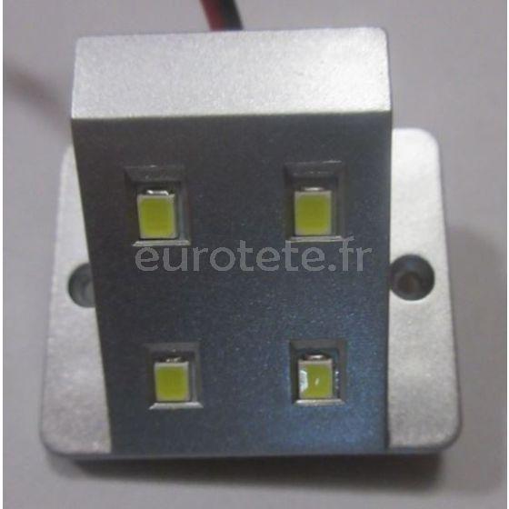 Led armario con interruptor magnetico en la puerta 12 voltios 0