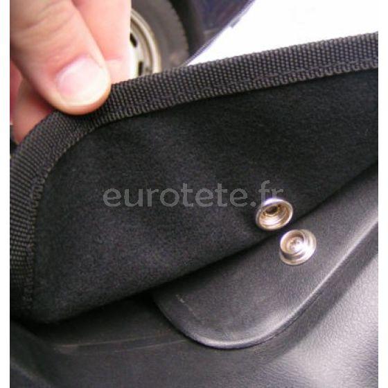 Remache boton a presion para cortinas o oscurecedores de la furgoneta camper 4