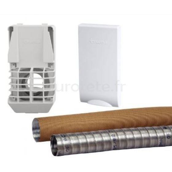 Trumatic S 2200 Kit de couvercle, grille et tube Truma