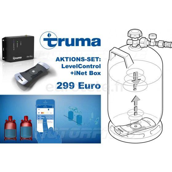 Truma kit LevelControl + Truma iNet Box para sistema climatizacion y calefaccion Combi de autocaravana, caravana y camper 1