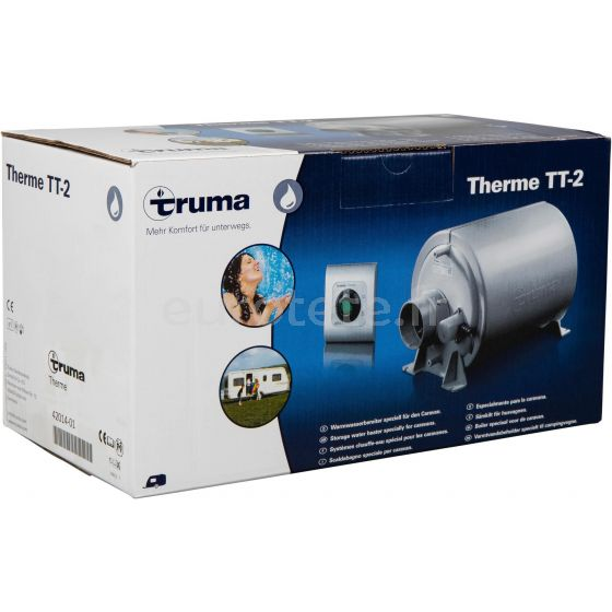 Boiler Truma Therme TT 2 de 5 litros a 230 voltios para calentador en la caravana 1