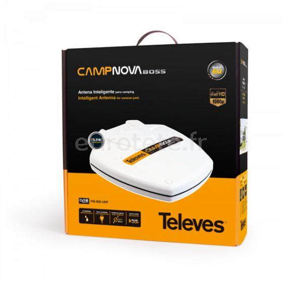 Antena Televes Campnova TDT LTE para camping y caravana 3