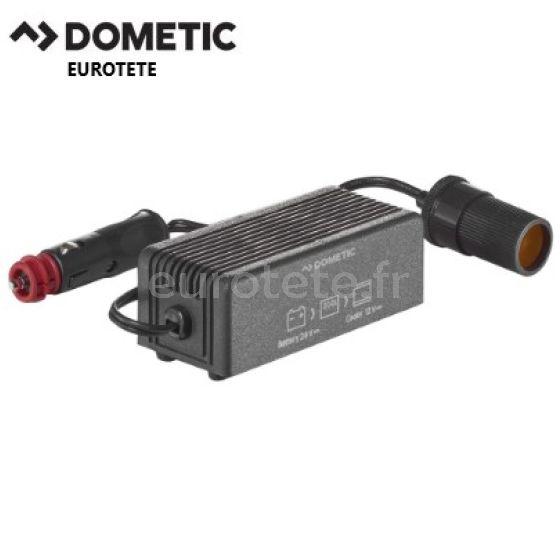 Convertisseur Dometic de tension 12 volts en courant continu 24 volts 1