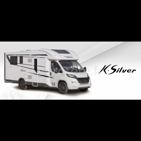 Movilvetta K-silver 2018 cabine a obscurcissement thermique exterieur CLASS motorhome 1
