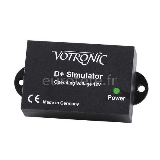 Votronic D+ simulator nevera trivalente 1
