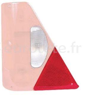 Jokon 2000 piloto trasero marcha atrás triangulo rojo  autocaravana.
