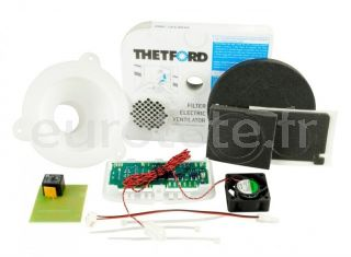 Ventilador C260 Thetford kit filtro automatico autocaravana