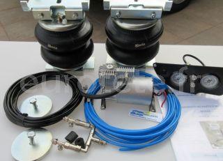 Suspension pneumatique régulation manuelle Fiat Citroen Peugeot X 250 et X 290