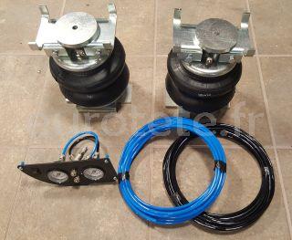 BASIC PLUS Fiat / Citroën / Peugeot X250 et X290 Suspension pneumatique