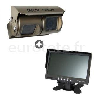 Caméra arrière camping-car double Kit Inovtech