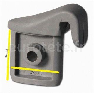 Escalera litera S recambio gancho para sujetar en parte arriba 5
