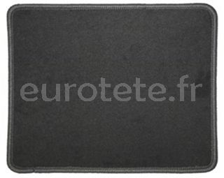 Alfombra 48 x 38 cm moqueta negra