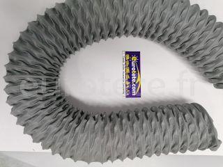 Tube flexible de 75 mm pour hotte de cuisine camping-car 1