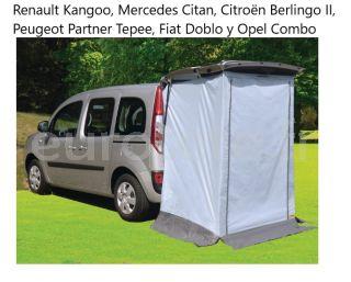 tente-arrière-Renault-Kangoo-Mercedes-Citan-Citroen-Berlingo-Peugeot-Partner-Tepee-Fiat Doblo-Opel-Combi