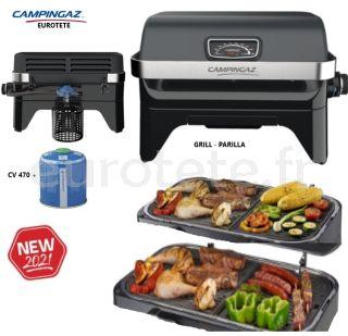 Campingaz-cocina-parilla-grill-cartucho-CV-470-camping-caravaning-picnic-vacaciones-barbacoa-encimera-autocaravana-citi-chef-1