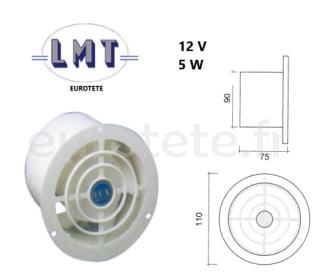 Toit electrique de 12 volts ou extracteur aerateur camping-car 1