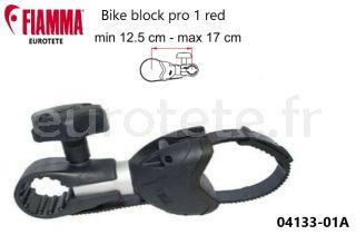 Fiamma Bike Block Pro 1 Black noir bras de porte-velos 04133-01A