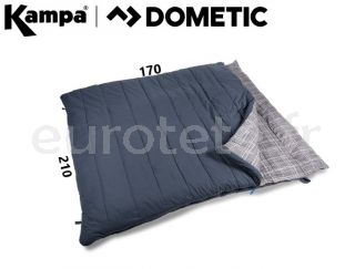 sac de couchage kampa-double-marriage-2-personnes-van-camper-4X4