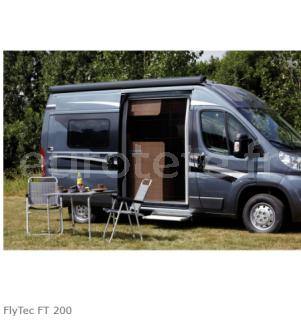 Moustiquaire Ducato Dometic FlyTec FT 200 camper 1
