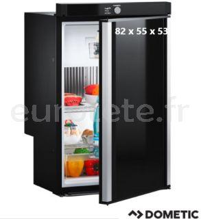 Refrigerateur Dometic 82 x 55 x 53 RMS 12 volts - 230 volts gaz 30 mbar camper 1
