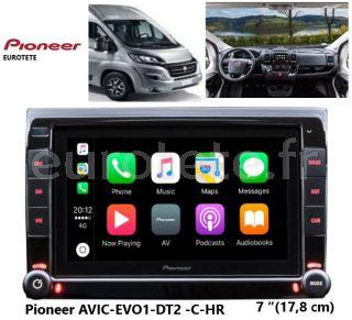 Systeme-de-navigation-Pioneer-AVIC-EVO1-DT2-C-HR-camping-car-1