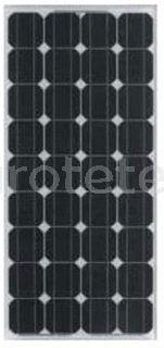 Panneau solaire 160 watts monocristallin camping-car 1