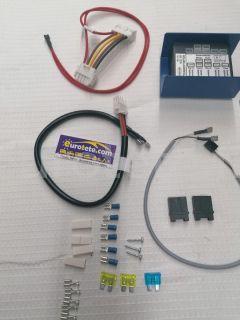 Regulador solar Schaudt 1218 controlador de carga 1