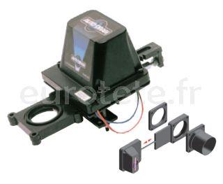 Vanne Auto-drain electrique 1,5 pouces 12 volts camping-car 1