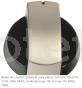 Mando boton Dometic HB 2370, HB 3370, HBG 3440, HS, horno OG 2000 y OG 3000 1