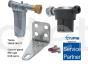 Support de fixation du filtre a gaz Truma 2